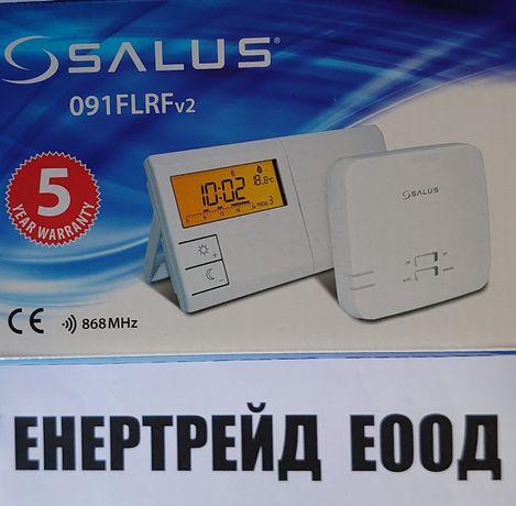 Безжичен програмируем термостат SALUS 091FLRF v2