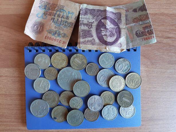 Продам монеты все за 1000тг