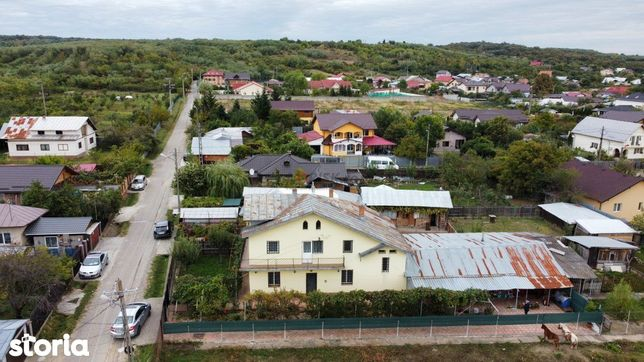 Paulesti (Gageni) - vila P+1 cu teren de 758 mp