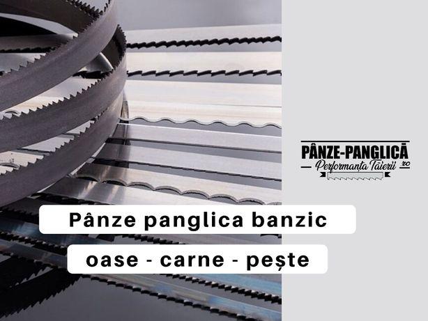 Panza fierastrau oase, THO 2080x19x4T panglica I banzic I macelarie