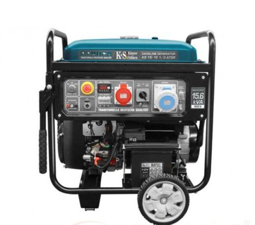 Generator curent 11.5 kW benzina PRO Konner KS-15-1E-1/3-ATSR