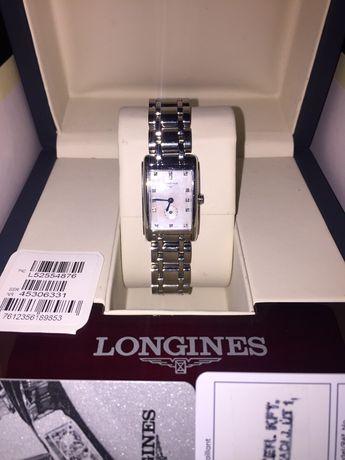 Часовник Longines Dolce Vita с диаманти