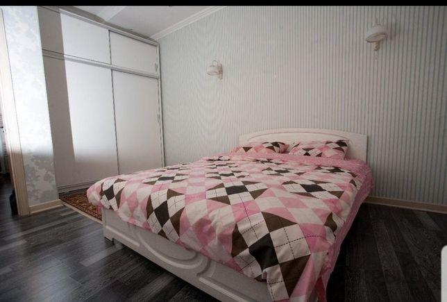 Квартира посуточно ночь Иманова Кенесары ЕНУ по часам