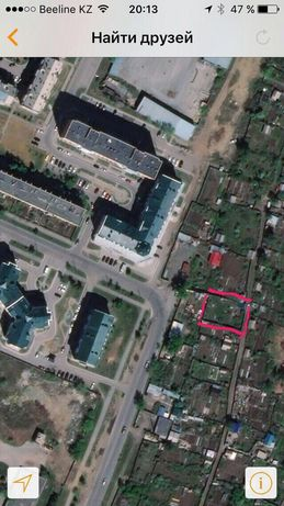 Дачный участок в городе Наурыз м-н