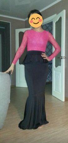 Вечернее платье (новое с этикеткой)