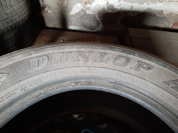 Продам резину DUNLOP