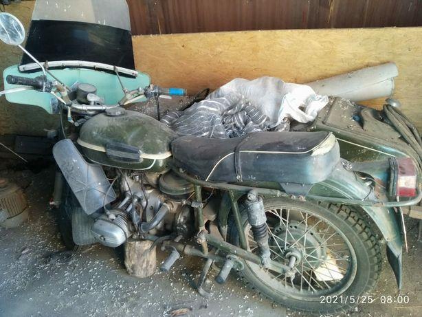 """Продам мотоцикл """"Урал"""""""