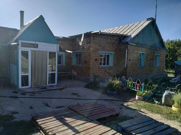 Продается дом в связи с отъездом.