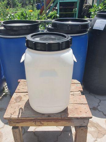 Пластиковые бочки 22 литров