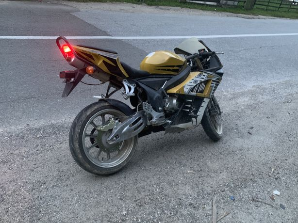 Motocicleta  125  cm