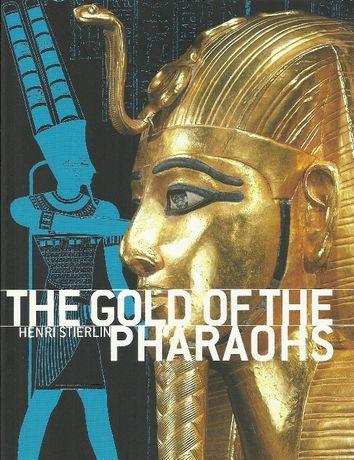 Super album despre Egiptul Antic The Gold of the Pharaos