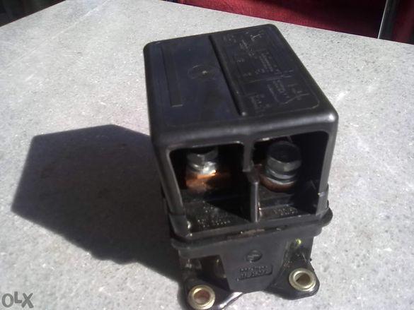 Превключвател /Шалтер/ от 12 на 24 волта Ифа IFA W50, ПРАГА, MTZ