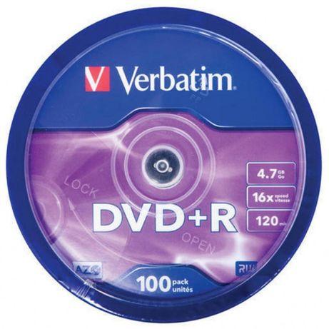 DVD+R 4,7 Gb от 55 тенге