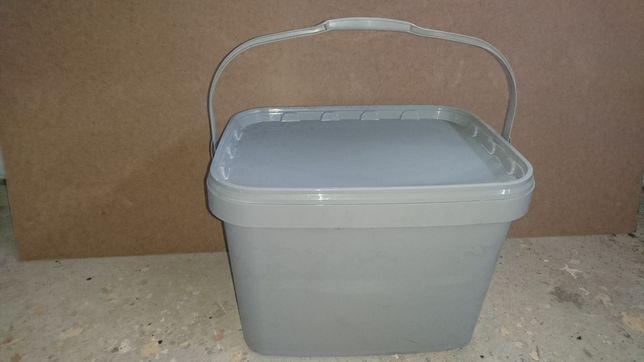 Vand galeti plastic - inchidere ermetica