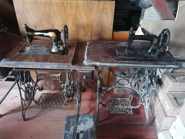 Masini de cusut vechi