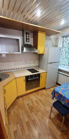 Сдается 1 комнатная квартира. Проспект Богенбай батыра 42 - Сауран