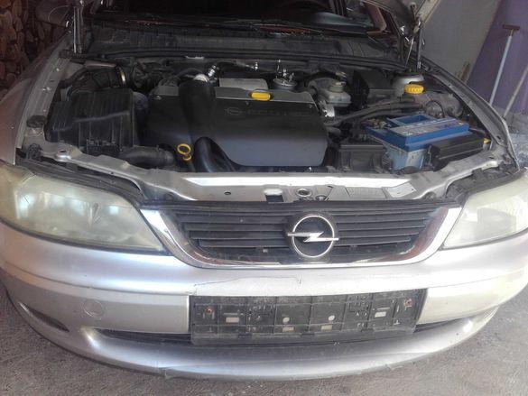 Opel Vectra B 2.0 DTL 82ks на части