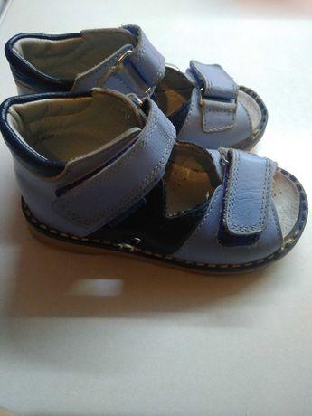 Ортопедическая детская обувь 21 р-р