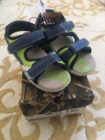 Детские сандали брендовые