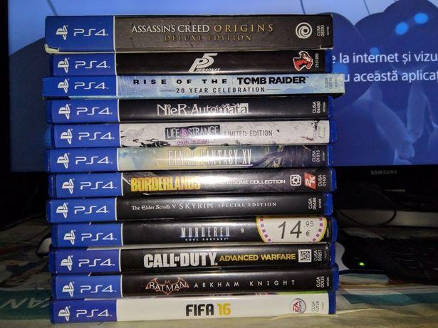 Jocuri Consola PS4