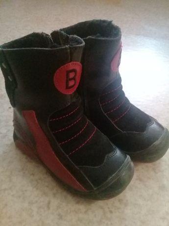зимняя обувь 25размер
