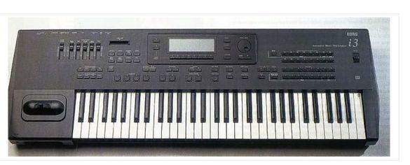 Korg i3 Синтезатор/ Клавир / Пиано +Кейс