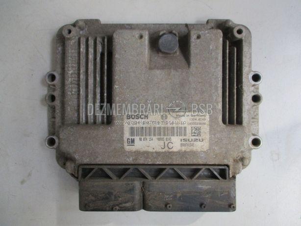 Calculator motor Opel Astra H, Zafira B 1.7 CDTi Z17DTH 98074154