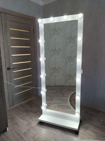 Зеркало новое с подсветкой