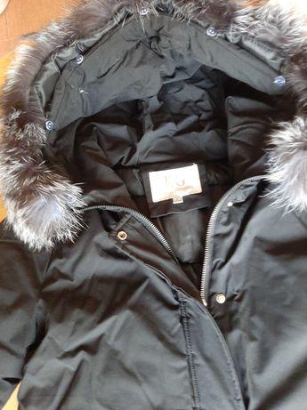 Куртка зимняя женская на девочку подростка 13-15 лет.