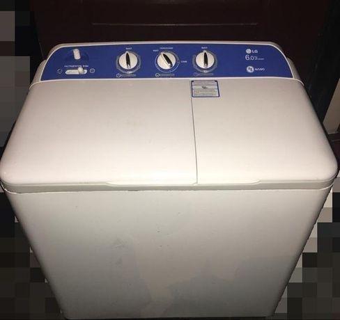 Стиральная машинка полуавтомат 6 кг.