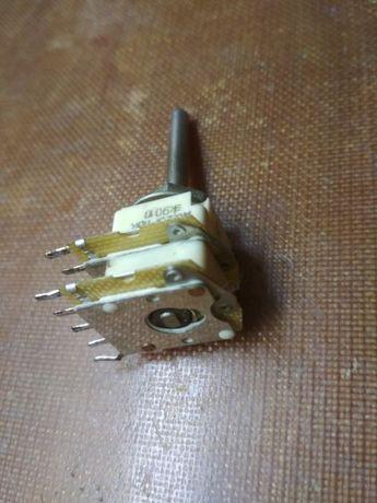 Резисторы переменные и постоянные