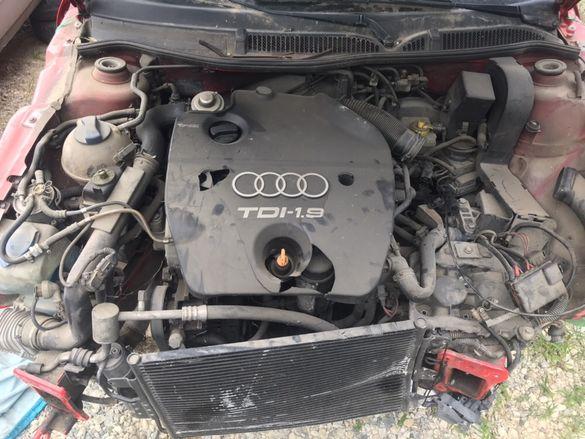 Audi A3 1.9 TDI 90кс На Части гр. Бургас - image 3
