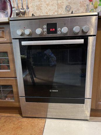 Кухонная плита Bosch