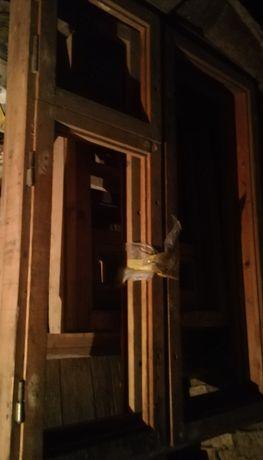 Продам деревянное окно с коробкой новое фабричное (оконный блок)