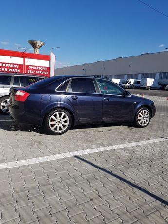Audi A4 1.9 TDI an fabricatie 2002