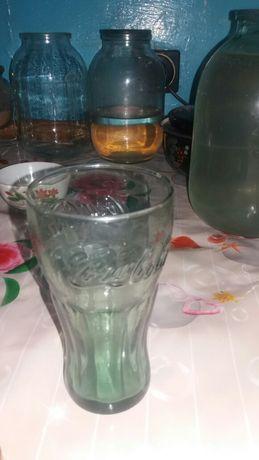 Продам фирменные стаканы для напитков и стеклянную посуду и   другое!