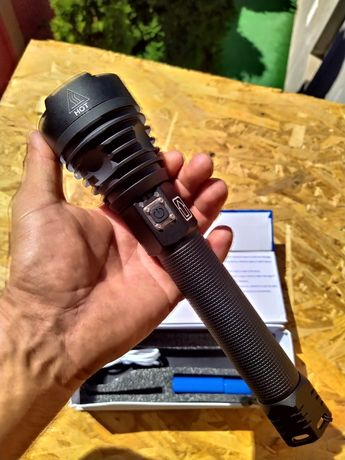 MMC-XHP90.2 Cea mai puternica lanterna profesionala Pescuit, Vanatoare