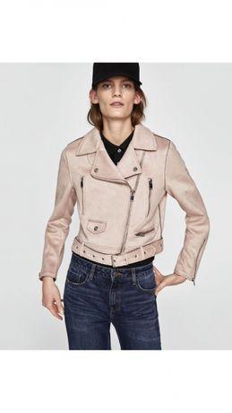 Geaca Zara primăvara 2018