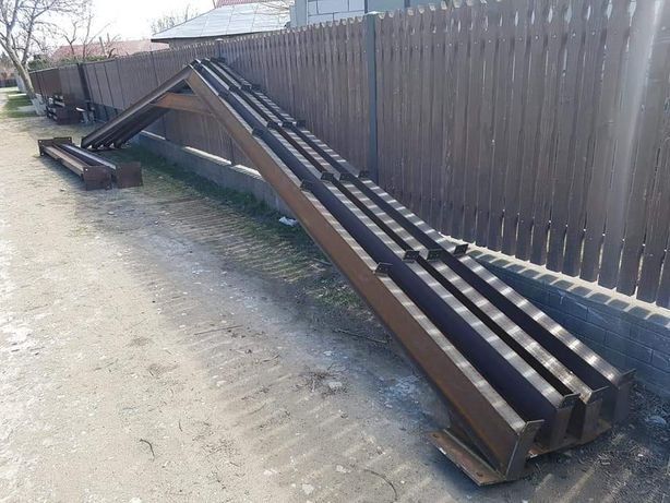 Vând hală metalică 9 x 15 x 4 3500 euro