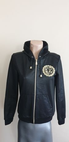 VERSACE Jeans Couture Italy Womens Hoodie Size S /XS  ОРИГИНАЛ!