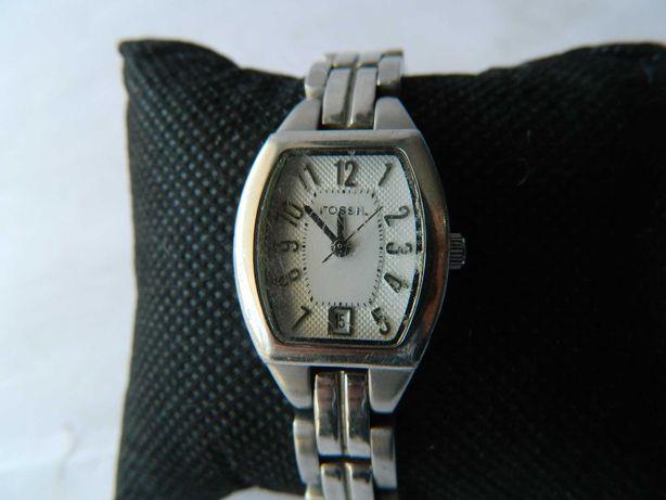 Ceas de dama vintage  Fossil , cu data cod f23