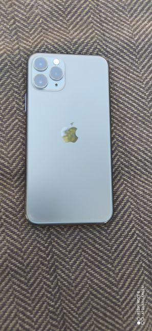 Айфон 11про 64гб наушник зарядтка все в комплекте