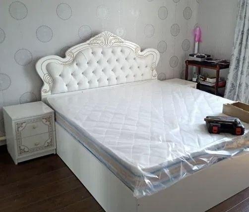 Спальный гарнитур Вираж мебель со склада дешево
