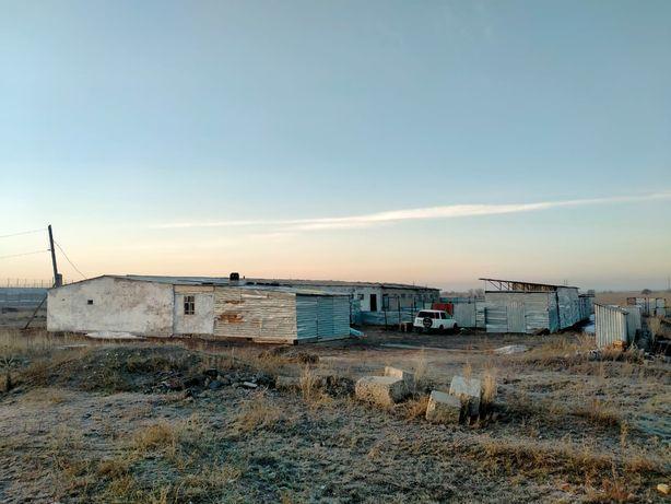 Продам здание под базу или ферму
