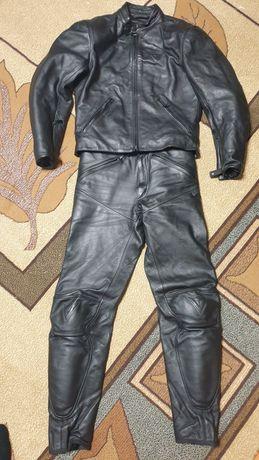 Costum moto piele naturala Dainese 48