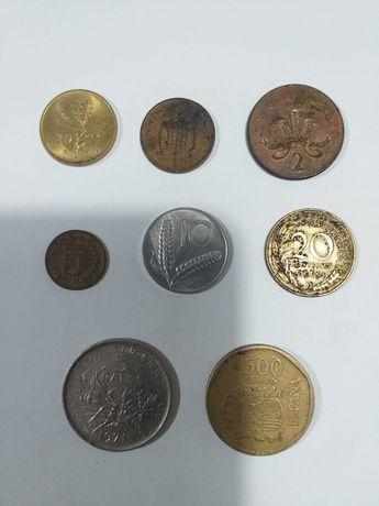 Lot monezi vechi