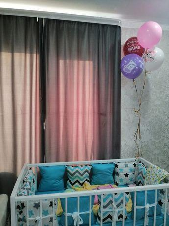 Продаётся новая детская кроватка в полном комплекте