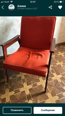 Кресла Румыния под реставрацию