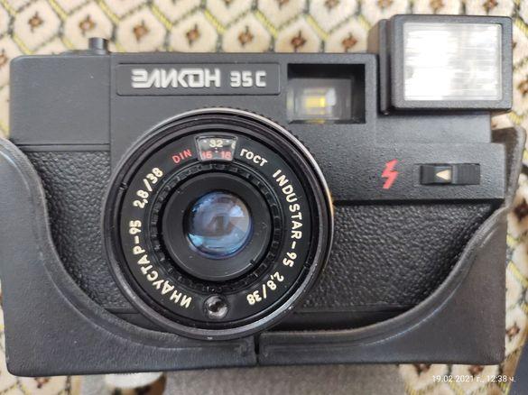 Фотоапарат Еликон 35с