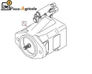 Pompa Hidraulica 25 Cm³ John Deere AL161041, AL82777, AL79172, PG20086